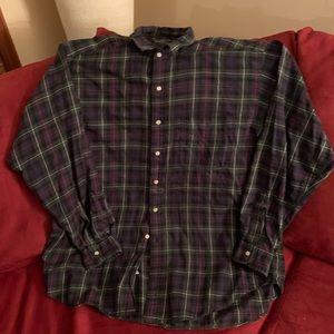 Ralph Lauren polo flannel shirt